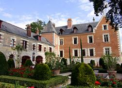 chateau of clos lucé in amboise