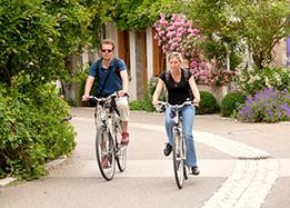 Cycling tour in the Loire Valley