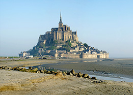 mont st michel - normandy - brittany